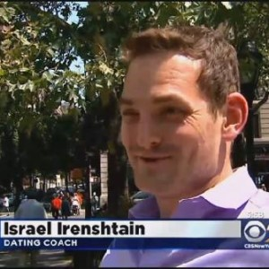 New York Dating Coach Israel Irenshtain on TV