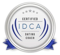 Certified Dating Coach Israel Irenshtain - IDCA Logo
